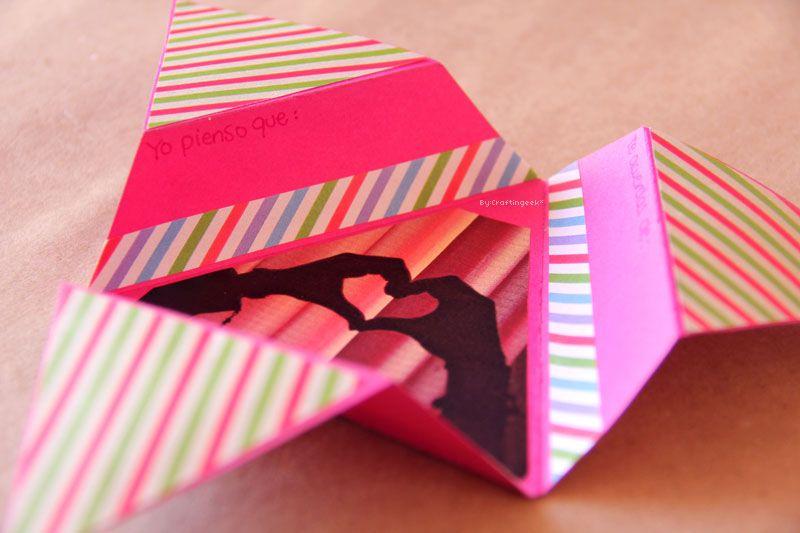 Conoce las manualidades de papel que puedes hacer para - Regalos para hacer manualidades ...