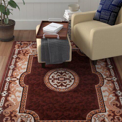 Photo of Teppich Huntingdon in Braun World Menagerie Teppichgröße: Rechteckig 180 x 250 cm
