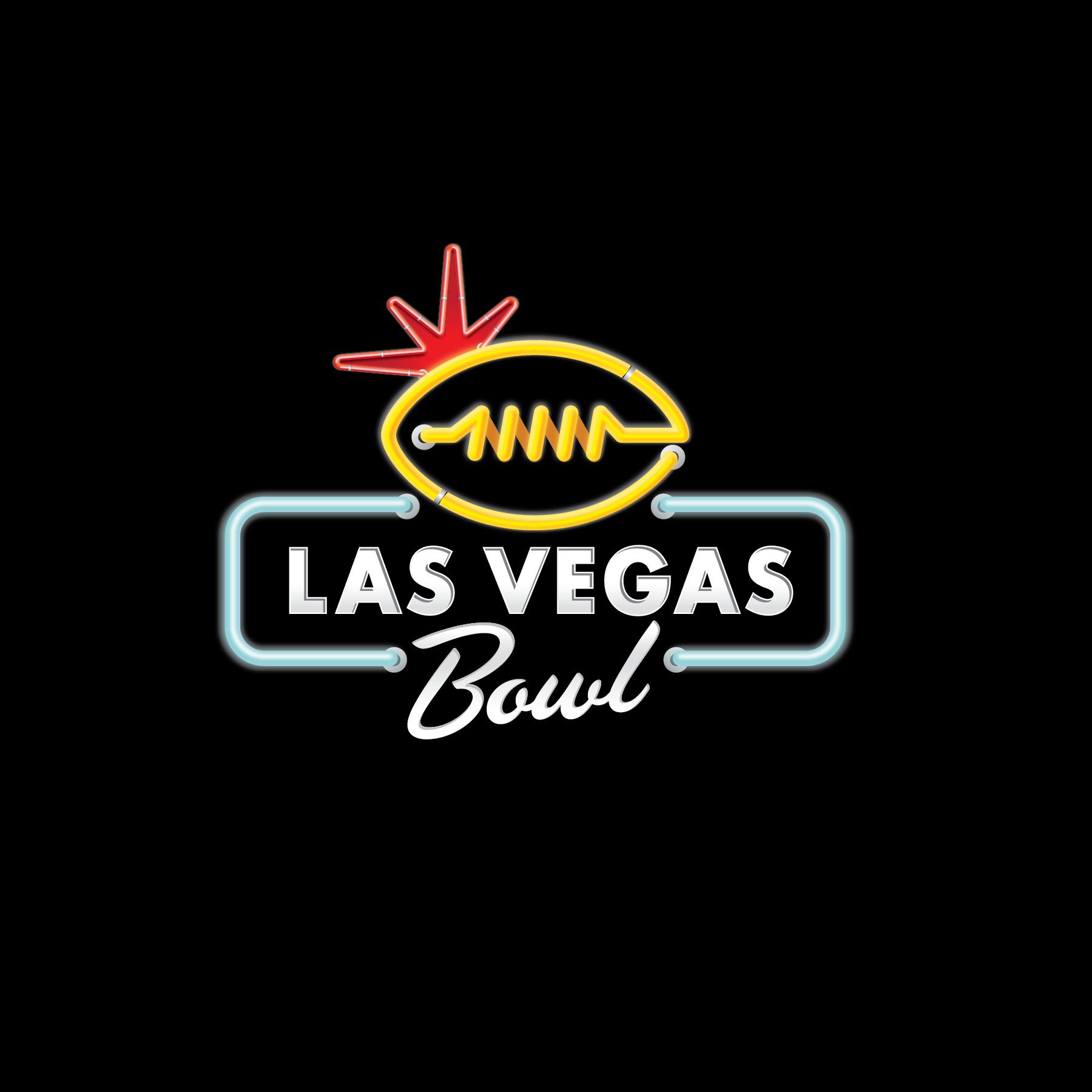 Las Vegas Bowl Full Color Logo Design College Bowl Logo Logo Design Design Trademarks Logo
