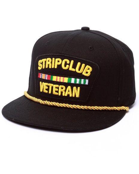 Buyers Picks - Stripclub Veteran Strapback hat  5af681d961f6