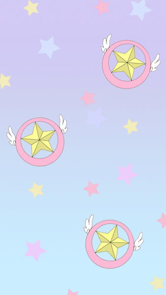 CCS Wallpaper Cardcaptor Sakura Pinterest Wallpaper