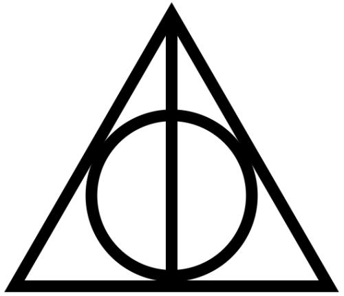 deathly hallows symbol tumblr - Google Search   Visual Art ...