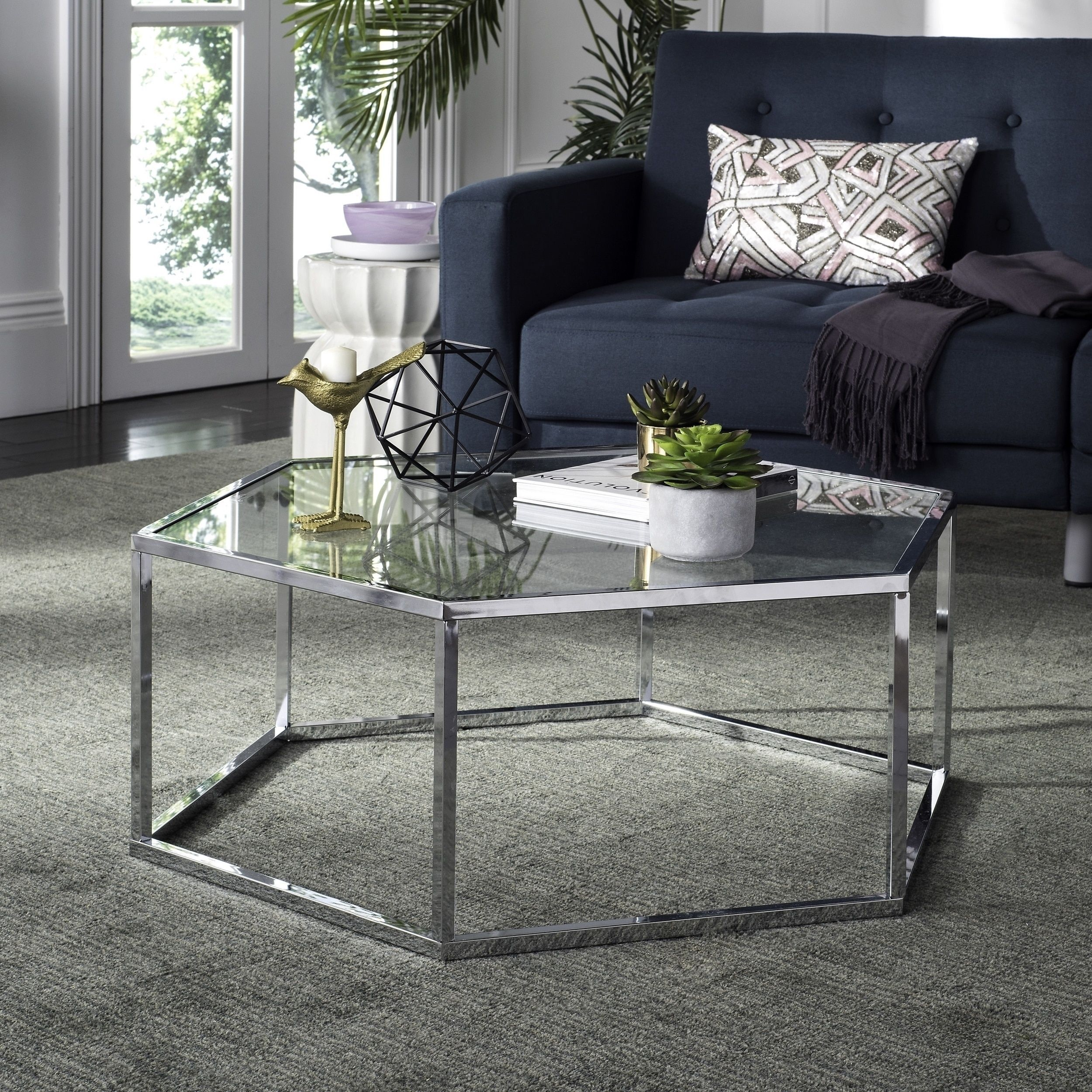 Our Best Living Room Furniture Deals Hexagon Coffee Table Coffee Table Furniture [ jpg ]