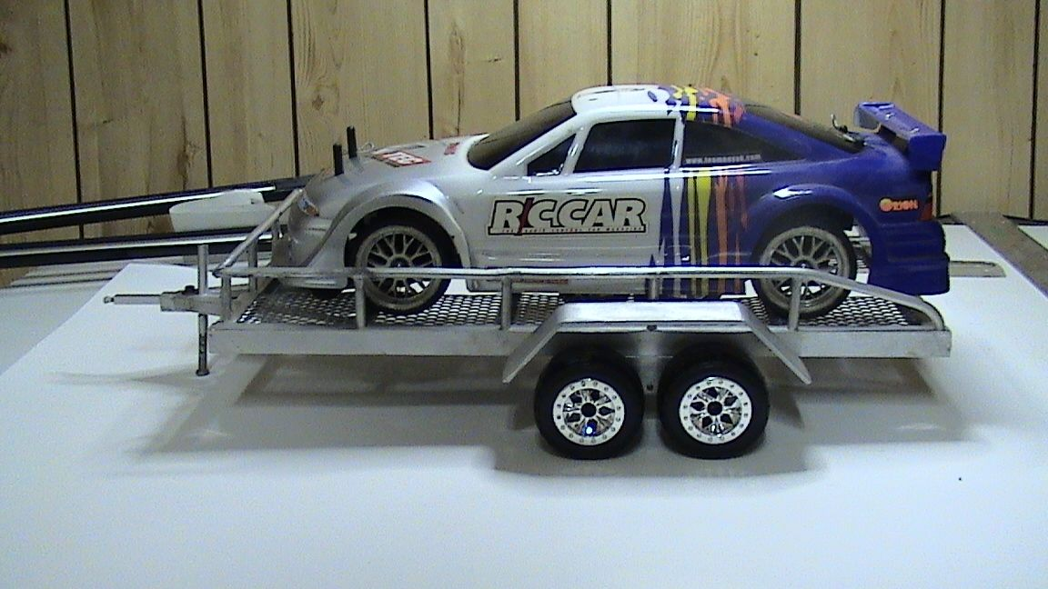 Image result for rc trailers Rc cars, Rc cars and trucks