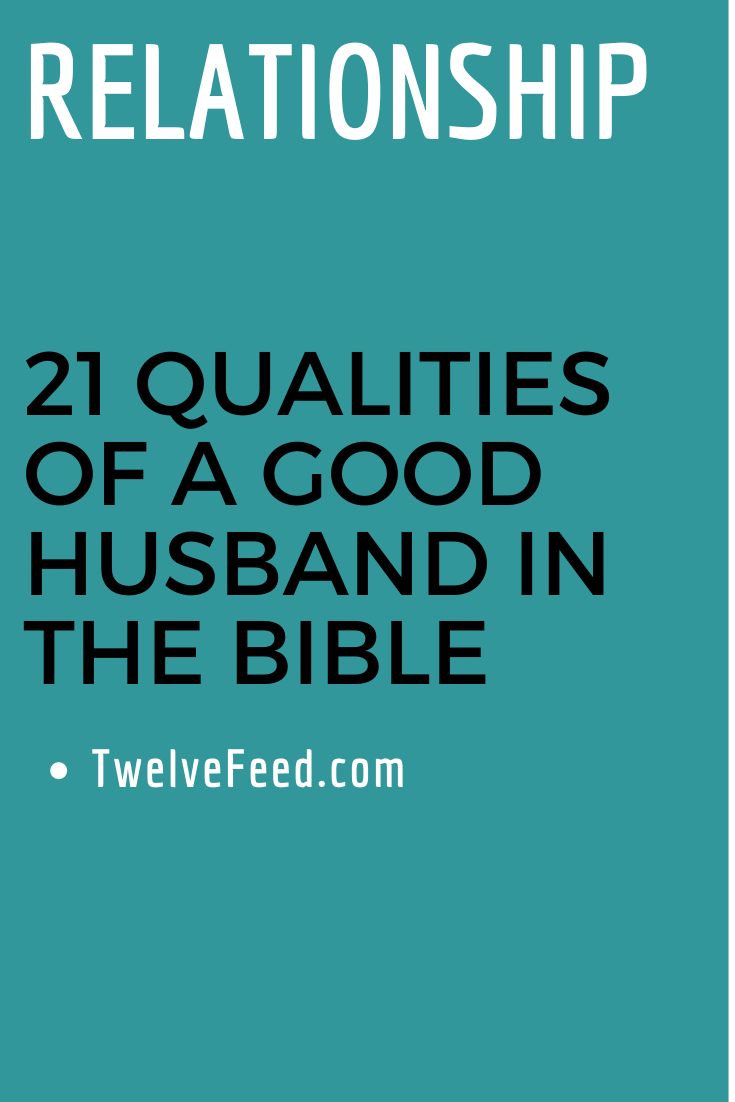 Qualities in a good husband
