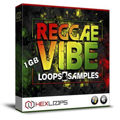 Reggae Vibe - Reggae Sample Pack http://hexloops.com/download ...