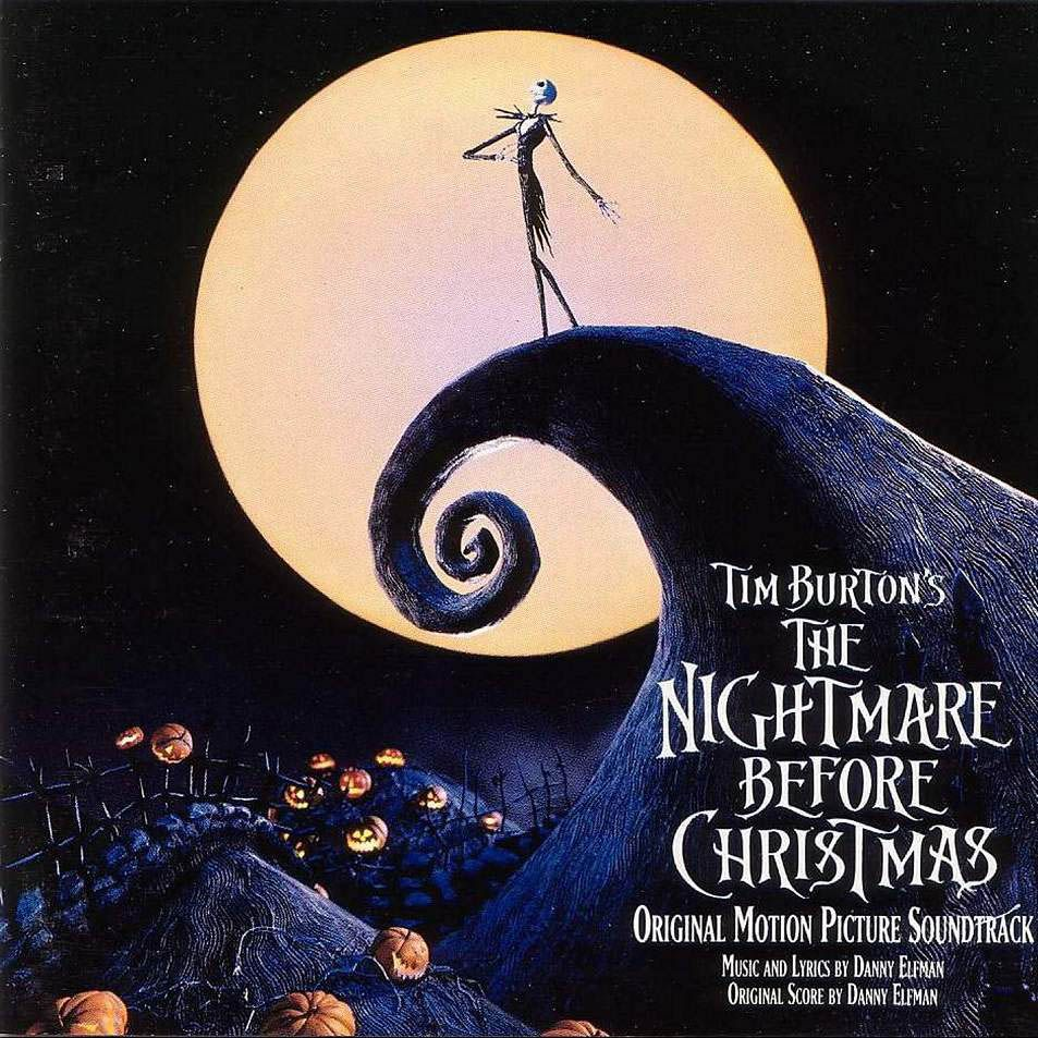 The Nightmare Before Christmas - Danny Elfman | Film, T.V., & Video ...