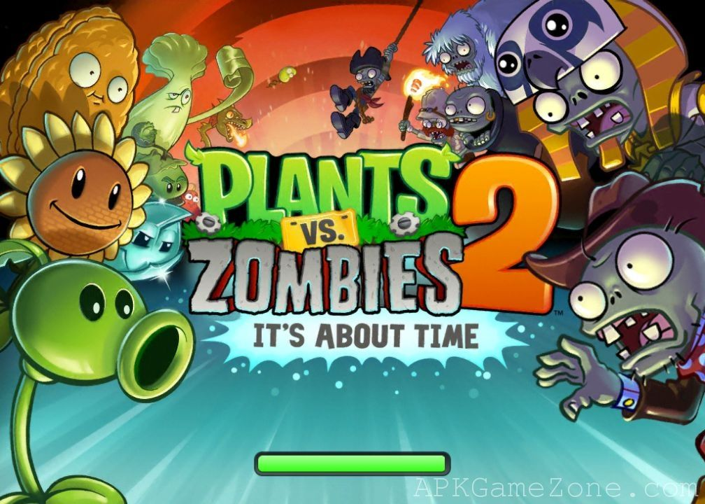 Plants vs. Zombies 2 MEGA Mod Download APK Plants vs
