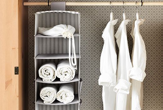 Ikea Clothes Organizers