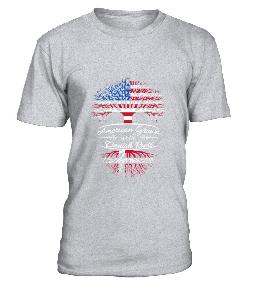 American Grown With Brazilian Roots T-Shirt