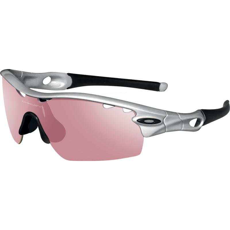 Oakley Radar Pitch Silver Sunglasses Sunglasses, Silver