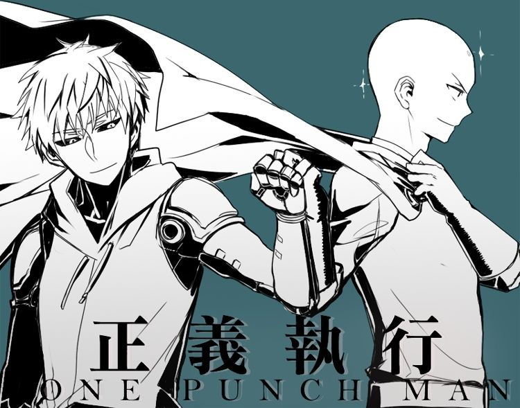 Image result for one punch man pinterest