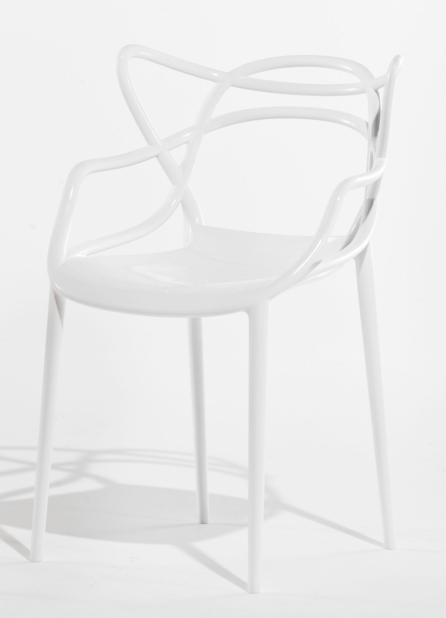 Kartell Masters Chair in White