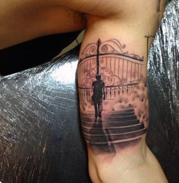 Top 53 Best Heaven Tattoos Ideas 2020 Inspiration Guide