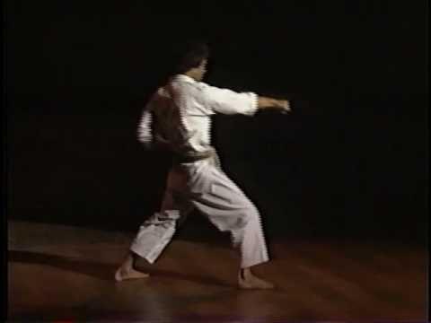 Kihon Kata Kihon 1 White Belt Kata Needed For Yellow Belt
