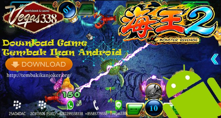 Download Game Tembak Ikan Android - Slot online, Comic ...
