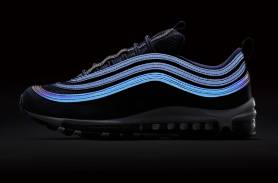 Nike Air Max 97 Obsidian Coming Soon Even when the 20th anniversary of the Nike  Air Max 97 ends this year, you can still expect to see more colorways of  the ...