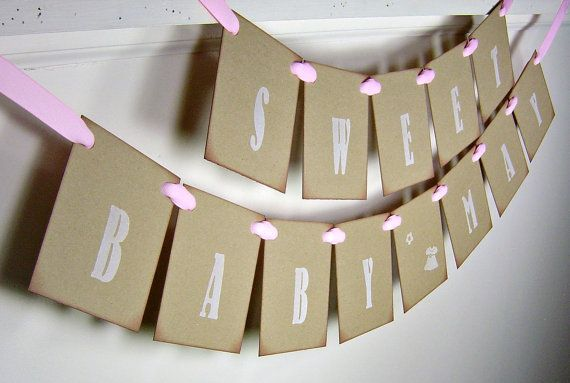 Baby shower sign vintage inspired personalized by SuzysSentiments