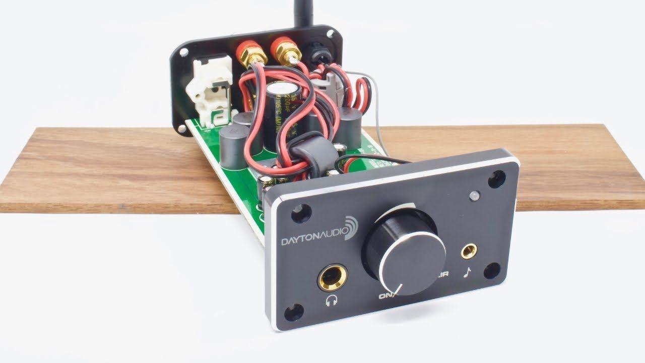 Best small bluetooth audio amp under 80 the dta120bt