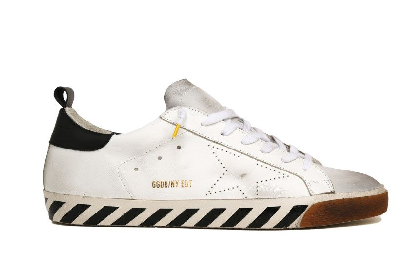 eb5894547b736f Golden Goose Deluxe Brand x Off-White Collection