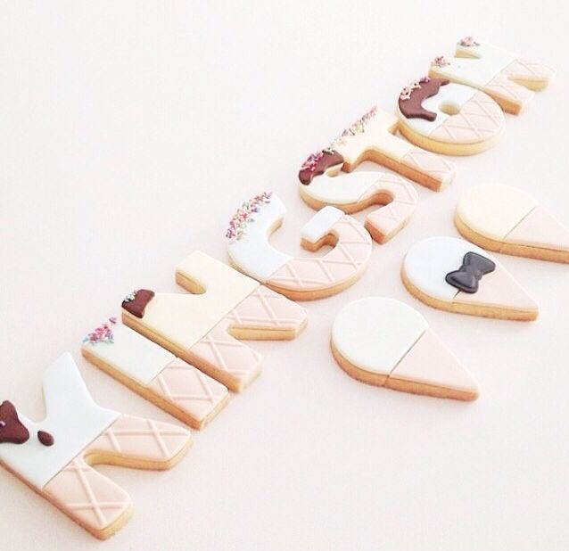 Biscuits as cake