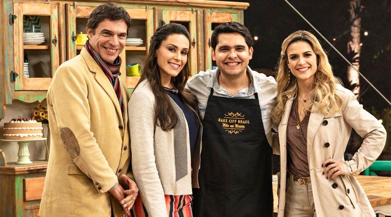 Bake Off Brasil Deste Sabado Tem Repescagem Com Visita De Dario