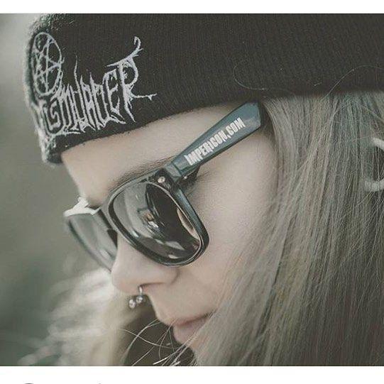 Hol die Sonnenbrille raus ☀️ bald wird das Wetter wieder besser... #impericonorder #thyartismurder #merchandise #onlinestore