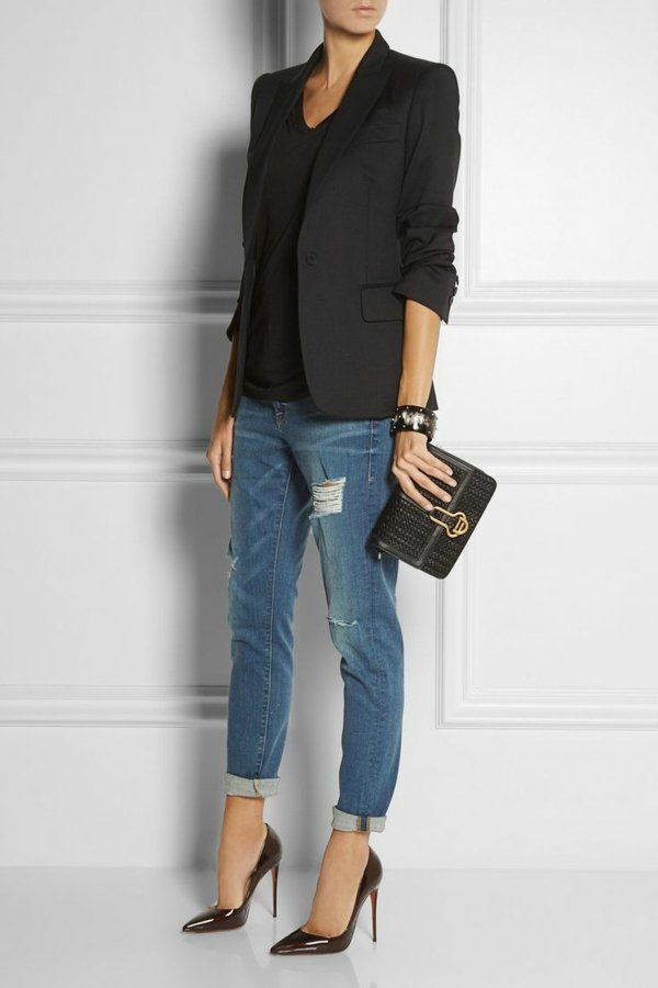 Neue Modetrends, die für eine schlanke Figur sorgen #modafemenina