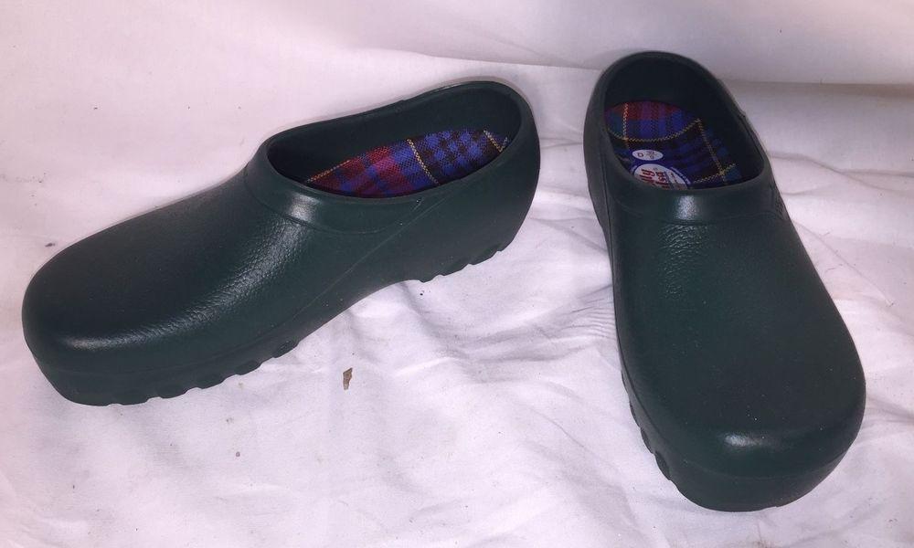 GARDEN Shoes JOLLY by Alsa Clogs Muck Boots Women's Size