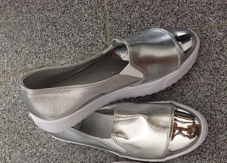 Mercury Slip-On Sneakers
