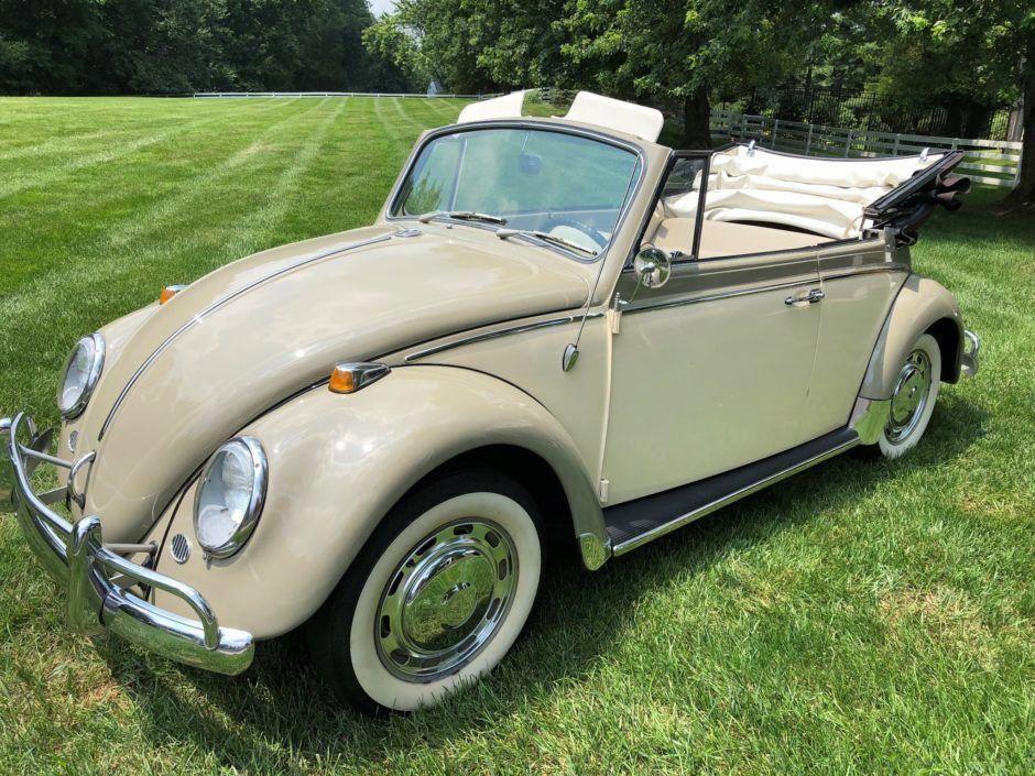 32 Years Owned 1966 Volkswagen Beetle Cabriolet Volkswagonclassiccars Volkswagen Beetle Cabriolet Volkswagen Beetle Volkswagen