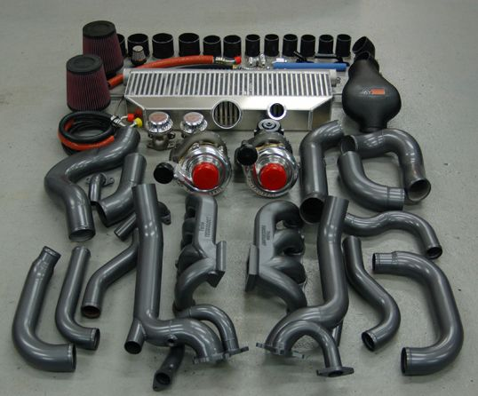 Ls Twin Turbo Exhaust Manifolds Google Search Crate Motors Twin Turbo Car Engine