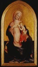 Masolino, Madonna dell'Umiltà