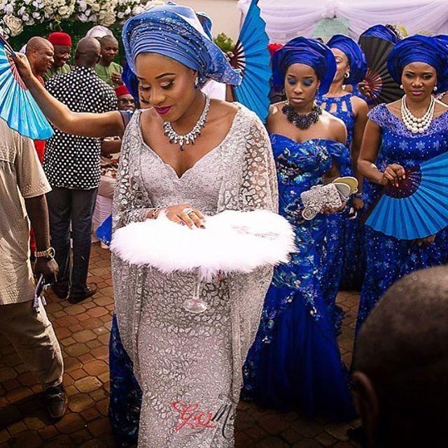 """Résultat de recherche d'images pour """"robe de mariée traditionnelle nigeria"""""""