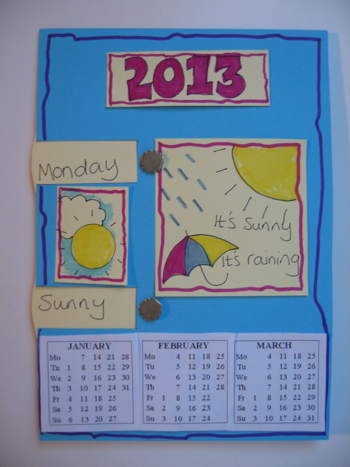 Calender Project