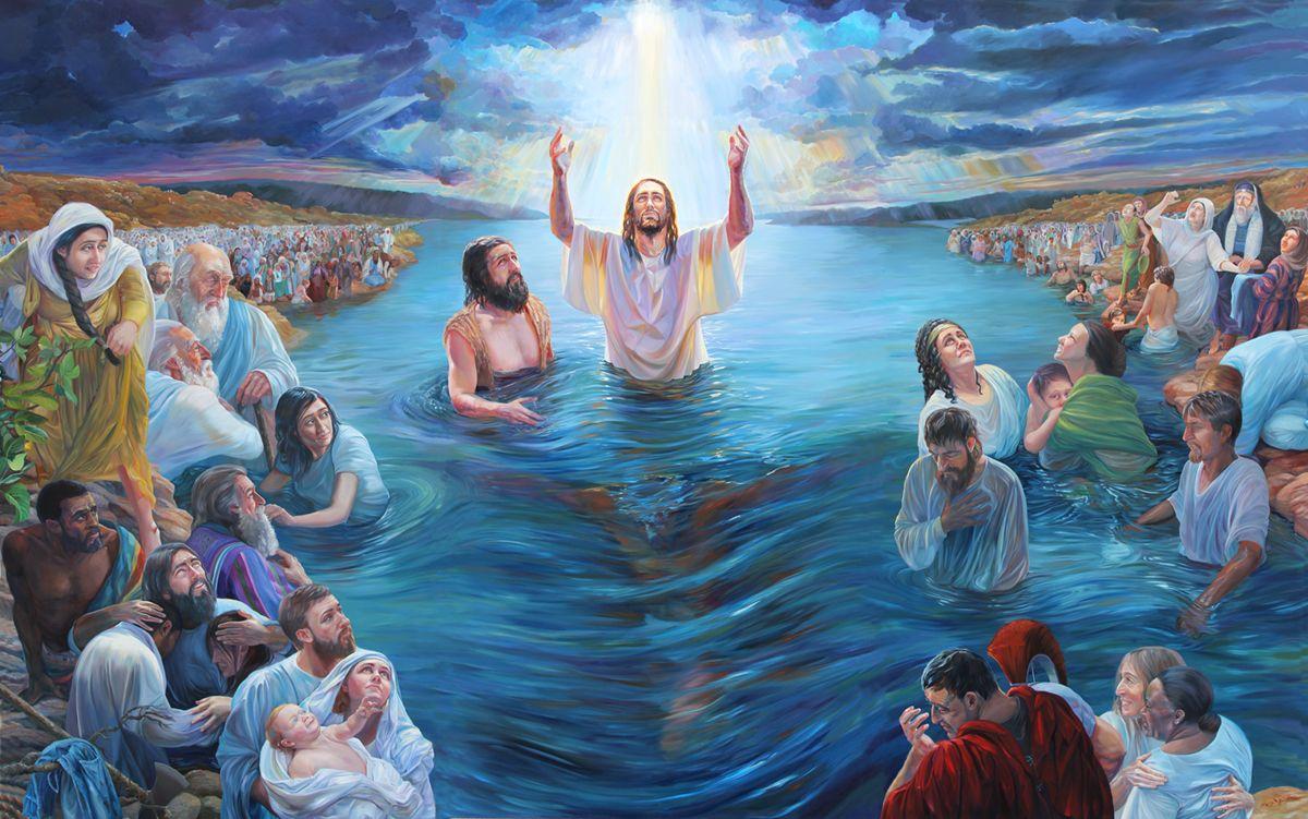 christian baptism - photo #28