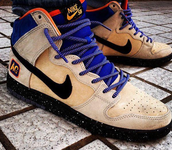 Nike Sb Dunk High Fumador De Cosecha Propia Prima descuento con paypal 0nTEQo2vt