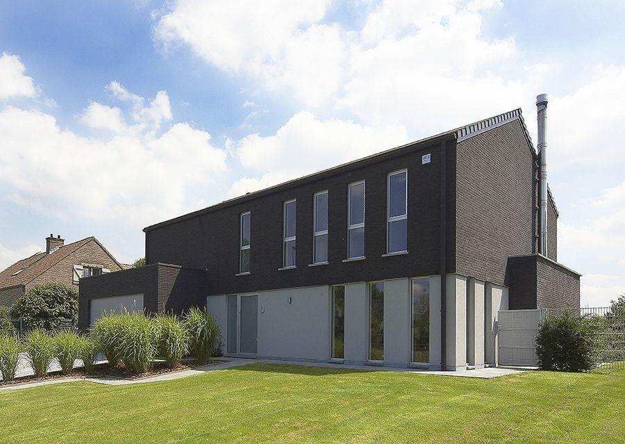 Maison contemporaine - maison moderne - basse énergie - architecture ...