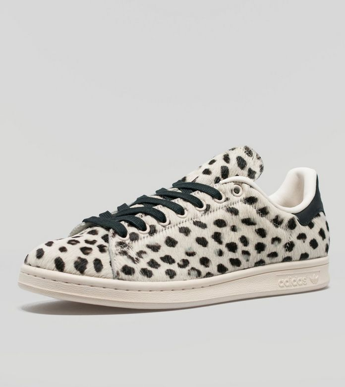 adidas Originals Stan Smith Pony Hair Animal Print
