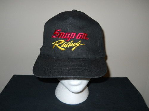 02b3faf2eae448 1990s Snap-On Tools Racing trucker snapback hat -Childress NASCAR. Find  this Pin and more on Vintage Hats ...