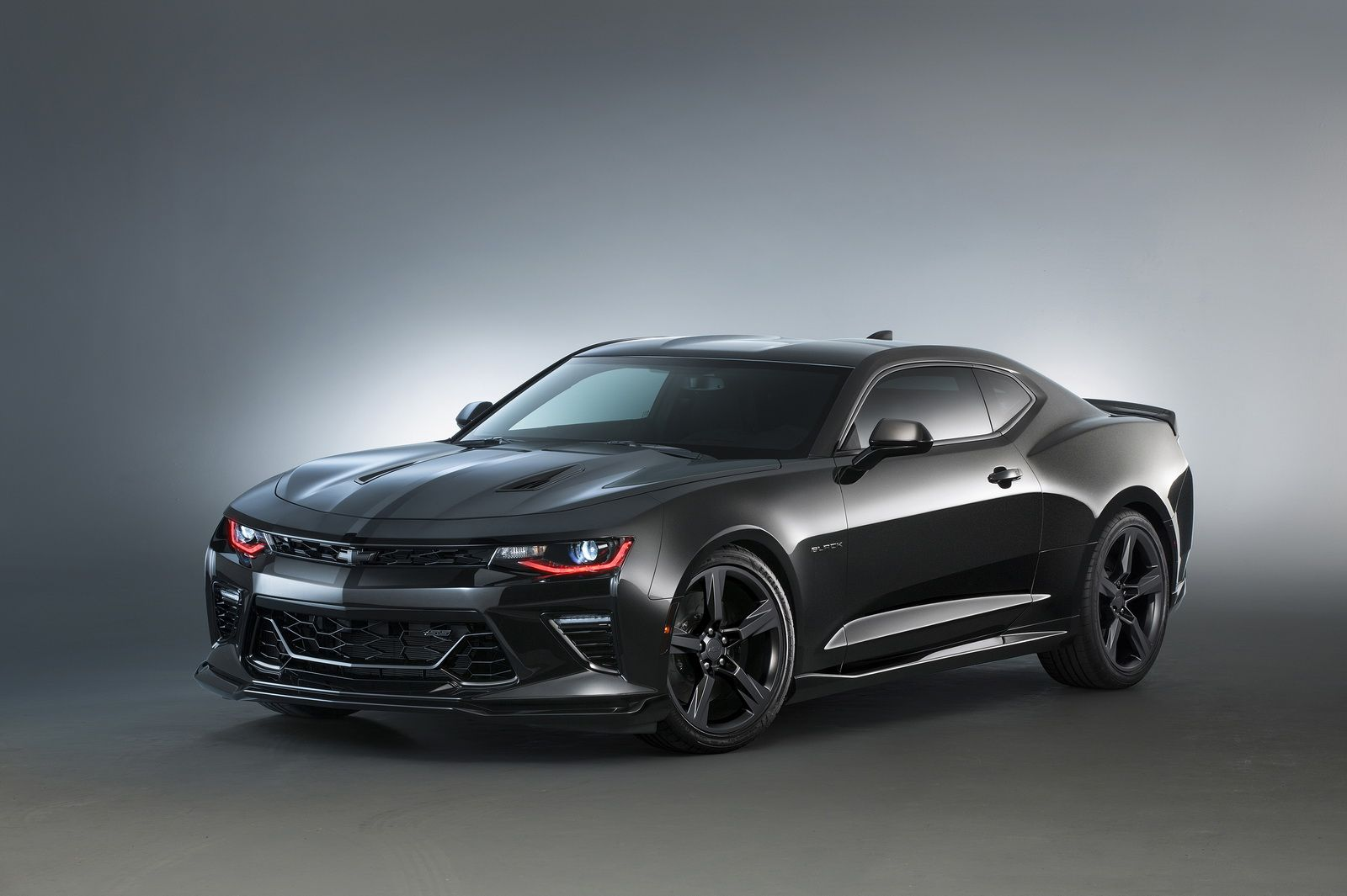 Chevy Unveils Superman S Least Favorite Camaro Along With 3 More Concepts Carscoops Camaro Camaro Concept Chevrolet Camaro