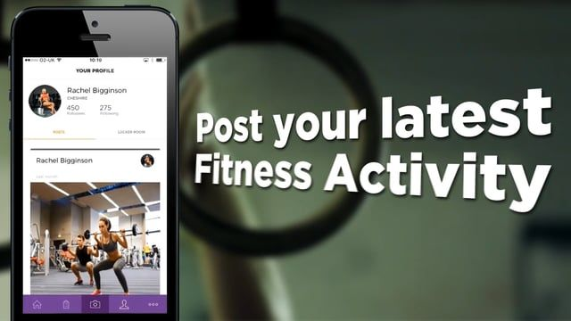 GymFit - Stay Connected
