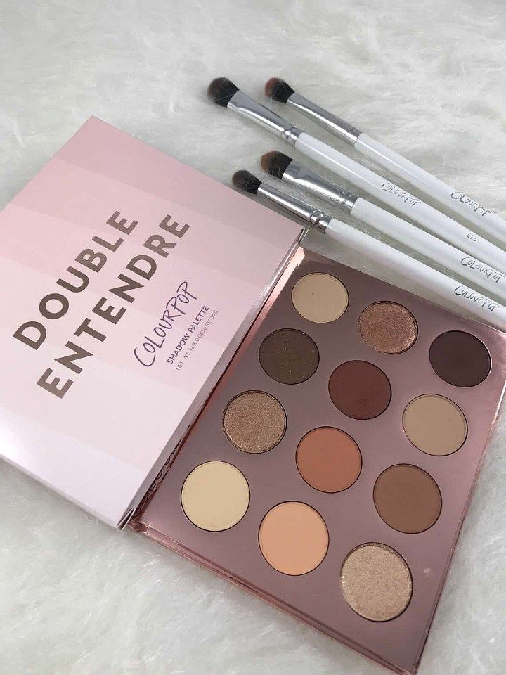 Photo of Colourpop Double Entendre: $16 Palette Now Available At Ulta Beauty – Beauty Products Are My Cardio