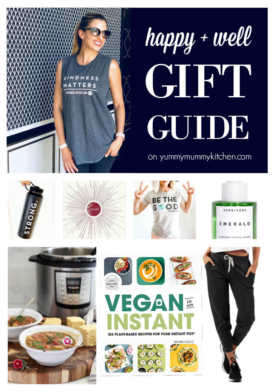 Self Care Gift Guide Healthy Organic Vegan Gift Ideas Healthy Organic Vegan Organic Vegan