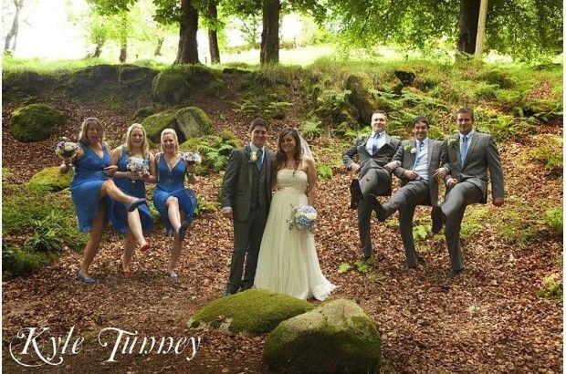 Wedding Venue Wicklow Mountains--Kippure Estate ...