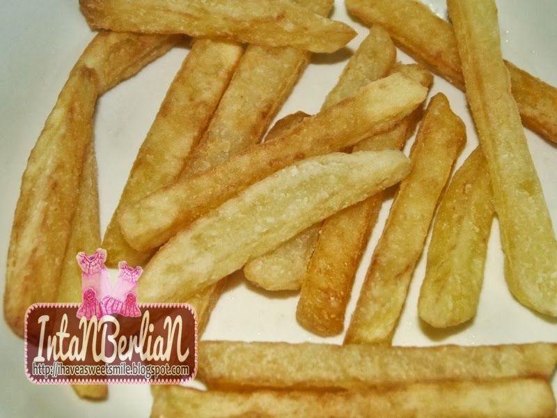 Inilah Hasil Fun Fries Or Kentang Goreng Sehebat Kfc Tu