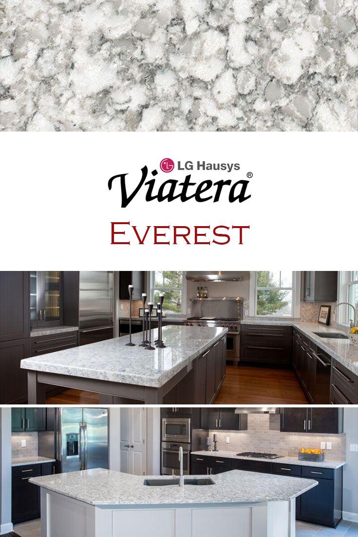 Everest Quartz Kitchen Countertops Quartz Kitchen Kitchen
