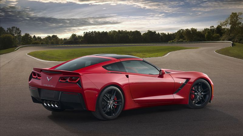 2014 Chevrolet Corvette Chevrolet corvette stingray