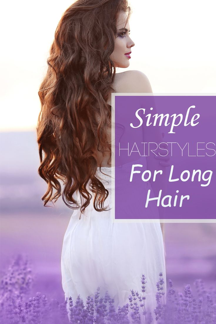 Simple hairstyles for long hair simple hairstyles hair style