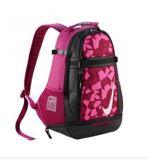Bat Bag Baseball Softball Backpack Equipment Nike Vapor Pink New Ebay